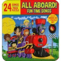 All Aboard! Fun Time Songs - 1