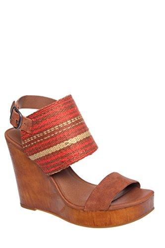 Lapaloma Wedge Platform Sandal