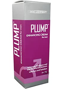 Plump Enhancement Cream For Men - 2oz (Package Of 5)