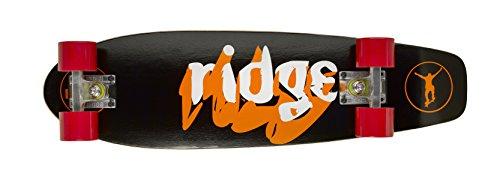 Graffiti 27 Pollici 78Cm Maple Mini Cruiser Longboard Skate Pattinare Da Ridge