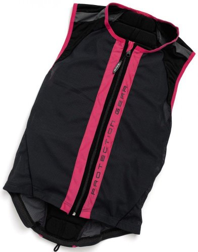 Alpina Protector Jacket Soft (Größe: M = Körpergröße ca. 173-178 cm, Farbe: 26 grau/pink)