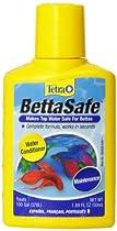 Tetra 16837 BettaSafe Water Conditioner, 1.69-Ounce, 50-Ml