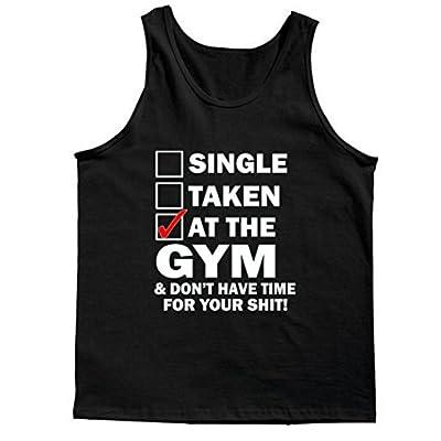 Single Taken At The Gym Tank Top