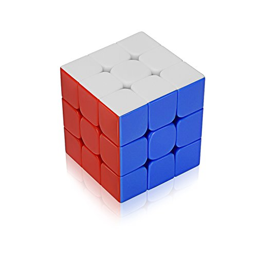 Newisland 3×3 Plastic Stickerless Speed Cube