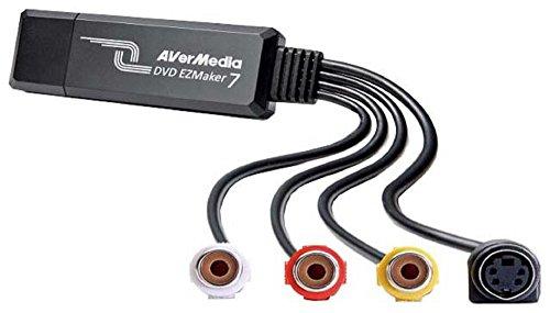 AVerMedia EZMaker USB SDK (C039P) - Dongle USB di cattura SD (S-Video/Composito), con SDK completo per la creazione di applicazioni/ HDMI componente 2SD , W/SDK per integratore di sistema