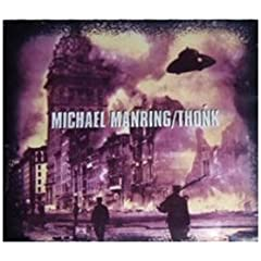 Michael Manring, Thonk CD cover
