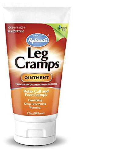 Hyland's  Leg Cramp Ointment, 2.5-Ounce (70.9 g) (Pack of 3)