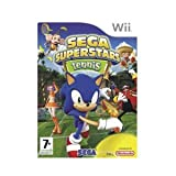 Sega Superstars Tennis (Nintendo Wii)