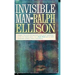Invisible man summary pdf