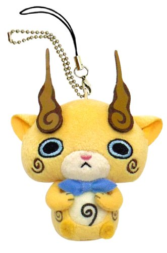 Yokai Watch Komajiro Cleaner with Mascot - 1