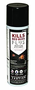 JT Eaton 217 Kills Bed Bugs Plus Aerosol Water Based Insect Spray by JT Eaton