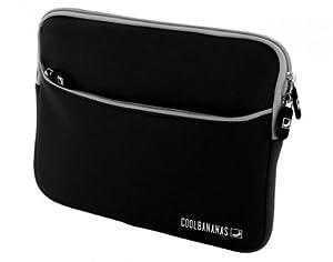 """CoolBananas (9042252) RainSuit P2 Neopren für Apple MacBook Pro (15"""")(Schwarz )"""