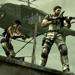 Resident Evil 5 Gold Edition  screenshot