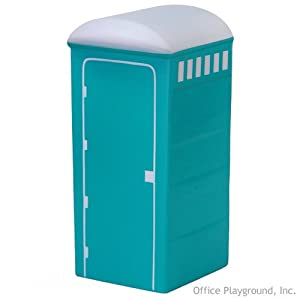Amazon.com: Porta-Potty Stress Toy: Toys & Games