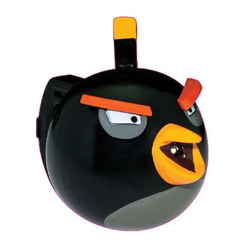Angry Birds Morph Lite BLACK Bird Flashlight - 1