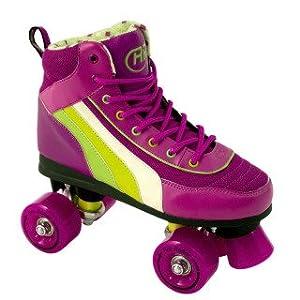 Rio Roller Purple Roller Skates - Purple - 9