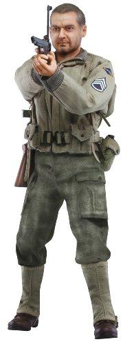 "Dragon Models 1/6 ""Mickey"" (Sergeant) - US Ranger Sergeant, 2nd Ranger Battalion, France 1944 (Life-Like Sculpts) Cyber Hobby"