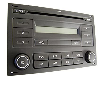 Radio MP3 RCD 200 RCD200 CD Autoradio N°70