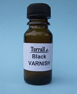 Turrall Fly Tying And Rod Eye Varnish 10ml by Turrall