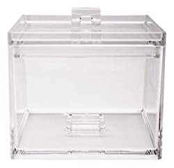 Zak Designs Clear 1-Quart Stackable Canister