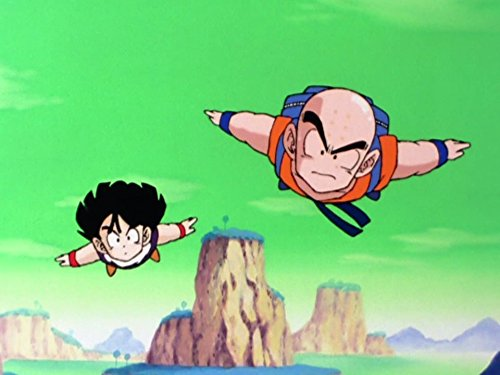 A Touch-and-Go Situation! Gohan, Protect the Four Star Ball!