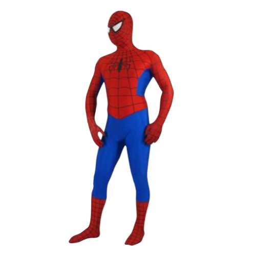 Spider-man Traje - Adult Large
