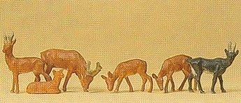 Preiser 14178 Reindeer