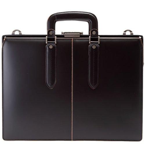 青木鞄(COMPLEX GARDENS)ダレスバッグ メンズ 革 [枯淡 コタン No.3684]
