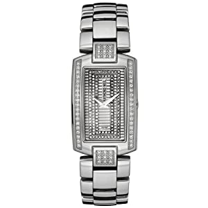 Raymond Weil Women's 1800-ST2-42581 Shine Diamond Accented Stainless Steel Watch