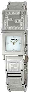 Fendi Women's FE585240DC Secret White Dial Watch from Fendi
