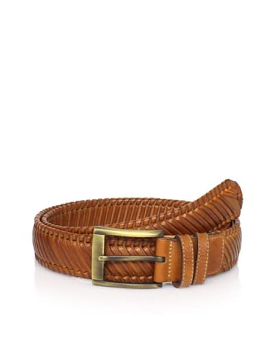 Mezlan Men's Belt  [Cognac]
