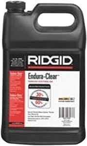 Ridgid 32808 Endura-Clear Thread Cutting Oil, 1-Gallon
