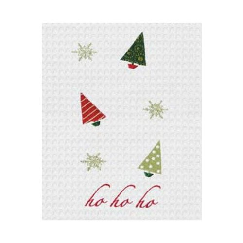 Christmas Trees Kitchen Towels