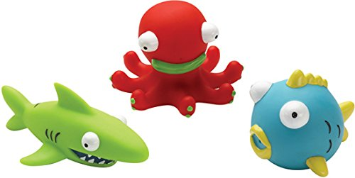 Speedo Kids' Begin To Swim Critter Bath Squirters, Multi Color - 1