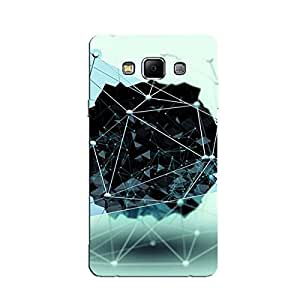 IT'S A MOLECULE BACK COVER FOR SAMSUNG A8