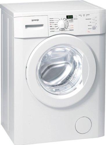 Gorenje WA50129S Waschmaschine Frontlader / A+ / 5 kg / Eco 15° C / Quick 17` / 15 Programme