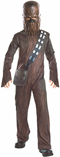 Rubie's Costume Star Wars VII: The Force Awakens Chewbacca Child's Costume, One Color, Small (Chewbacca Costume Child)
