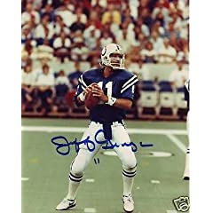 JEFF GEORGE signed autographed NFL INDIANAPOLIS COLTS photo