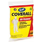 Kimberly-Clark Scott 76395 Fabric All-Purpose Coverall, Disposable