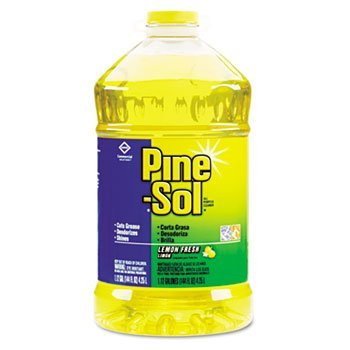 clorox-company-35419-pine-sol-solution-144-ounce-lemon-fresh-by-clorox