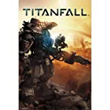 (22x34) Titanfall - Key Art Video Game Poster