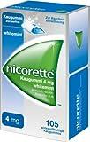 nicorette 4 mg whitemint