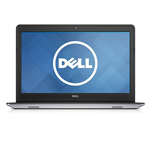 Dell Inspiron 15.6-Inch Laptop (Intel Core Processor, 8GB RAM,1TB HDD) (silver) (Intel I5)