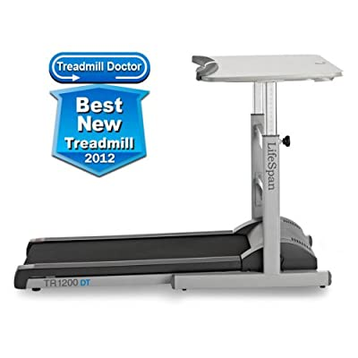 Park City Entertainment IncLifeSpan TR1200-DT Desktop Treadmill