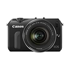 Canon EOS M Systemkamera, 18 MP