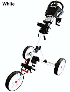 Clicgear Cart Model 3.0 (White)