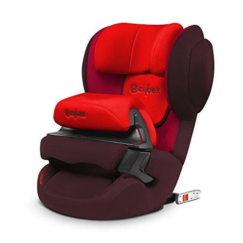 Cybex 515119025 Silver Juno - Fix Seggiolino Auto per Bambini, Gruppo 1...