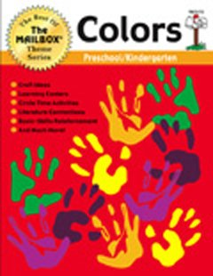THE EDUCATION CENTER THEME BOOK COLORSGR. PREK-K - 1