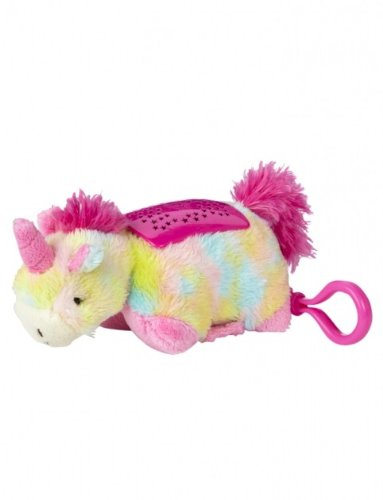 Pillow Pets Dream Lites Mini - Rainbow Unicorn