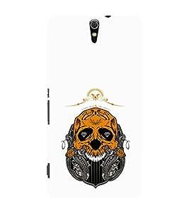 ifasho Designer Phone Back Case Cover Sony Xperia C5 Ultra Dual :: Sony Xperia C5 E5533 E5563 ( Map Search )